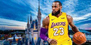 NBA oficializa retorno da temporada em 30 de julho na Disney