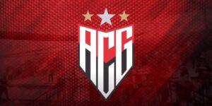 Atlético-GO apresenta novo escudo
