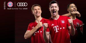 Bayern de Munique segue Dortmund e fará turnê virtual