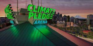 Amazon foca em sustentabilidade e fecha naming rights de arena