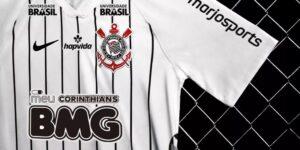 Marjosports rescinde e deixa de patrocinar o Corinthians