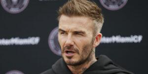 David Beckham investe nos eSports com participação na Guild
