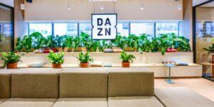 Com pandemia, DAZN registrou receita e prejuízo recordes