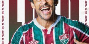 Após anunciar Fred, Fluminense registra números expressivos nas redes sociais