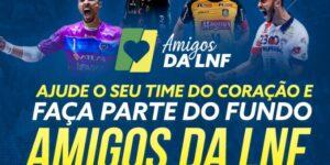 Liga Nacional de Futsal lança projeto para fortalecer a modalidade