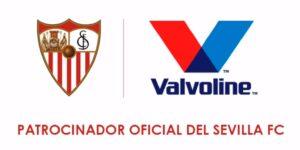 Sevilla anuncia patrocínio com Valvoline para mangas até 2023
