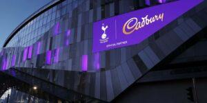 Tottenham fecha acordo de patrocínio com Mondelēz
