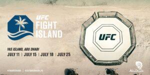 """UFC terá """"Ilha da Luta"""" em Abu Dhabi para eventos em julho"""