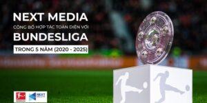 Bundesliga fecha acordo de transmissão com Next Media e chegará ao Vietnã