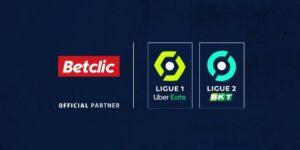 BetClic é a nova patrocinadora da Ligue 1 Uber Eats