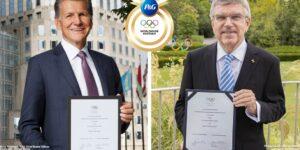 COI renova com Procter & Gamble até Jogos Olímpicos de 2028