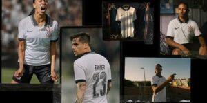 Sucesso absoluto, nova camisa do Corinthians vende 414% a mais na Netshoes