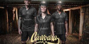 Criciúma apresenta terceira camisa inspirada em minas de carvão