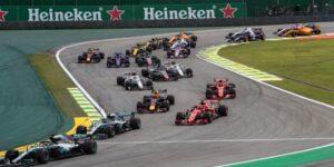 Por descontrole da pandemia, F1 não deve vir ao Brasil em 2020