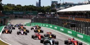 Por avanço da pandemia, Brasil não terá Fórmula 1 em 2020