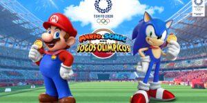 Olimpíadas simulam Jogos de Tóquio com Mario e Sonic