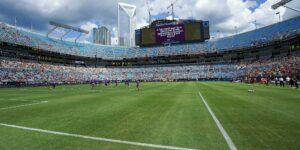 Charlotte FC, da MLS, apresenta nome, cores e escudo
