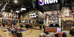 Curitiba terá primeira NBA Store na Região Sul