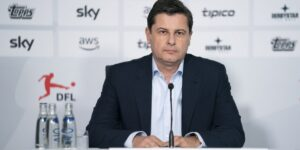 CEO da Liga Alemã de Futebol exalta presença alemã na semi da Champions League