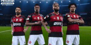 Após Corinthians e São Paulo, Konami renova com Flamengo para o Pro Evolution