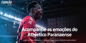 Athletico reverte liminar e transmite jogo ao vivo na Furacão Play