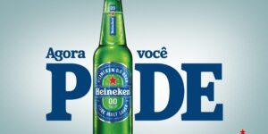 Heineken utilizará Europa League para promover produto sem álcool
