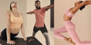 Nike lança coleção de vestuário para prática de yoga