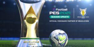 Konami é a nova patrocinadora do Campeonato Brasileiro