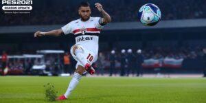 Corinthians e São Paulo renovam com a Konami para exclusividade no PES 2021
