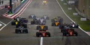 F1 confirma GP da Turquia e fechará temporada com 17 provas