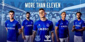 Everton e Aston Villa vendem mais camisas após abandonarem casas de apostas