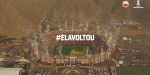Amstel lança campanha para ativar retorno da Libertadores