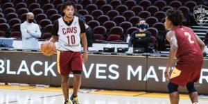 Cavaliers fecha primeiro patrocínio para camisa de treino da NBA