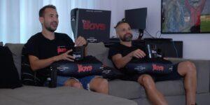 Flamengo fecha com Amazon para promover série 'The Boys'