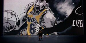 Nike China exalta influência de Kobe Bryant nos fãs chineses