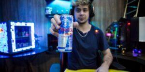 Red Bull e Riot Games lançam latas colecionáveis de LoL