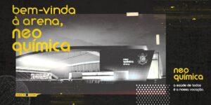 Corinthians oficializa naming rights: Neo Química Arena