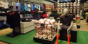 Penalty inaugura outlet em Guarulhos