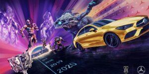 Riot Games fecha parceria com a Mercedes-Benz para League of Legends