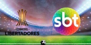 SBT anuncia que transmitirá Libertadores até 2022