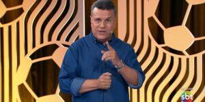 Téo José deixa Disney e será a voz da Libertadores no SBT