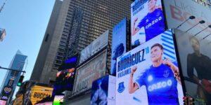 Anúncio de James Rodriguez no Everton impactou 400 milhões de pessoas