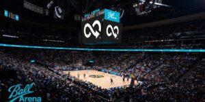 Em prol da sustentabilidade, casa do Denver Nuggets terá novo nome