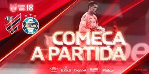 Mesmo sem MP do mandante, Athletico segue com sua plataforma de pay-per-view