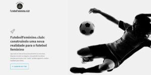 JogaMiga lança plataforma de financiamento coletivo dedicada ao futebol feminino