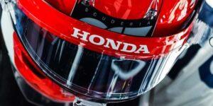Honda deixará Fórmula 1 após temporada 2021