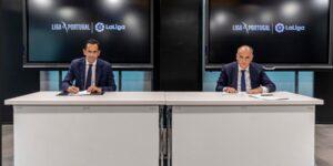 Por sede da Copa 2030, LaLiga e Liga Portugal renovam acordo