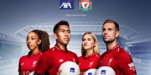 AXA amplia acordo e dará nome ao novo centro de treinamento do Liverpool
