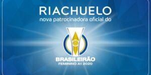 Riachuelo é a nova patrocinadora do Brasileiro Feminino