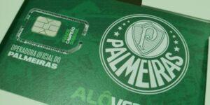 Palmeiras lançará operadora oficial de celulares
